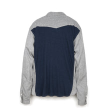 Load image into Gallery viewer, PEdALED Garage Shirt Navy - Concrete