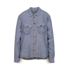 Load image into Gallery viewer, PEdALED Bike CPO Shirt Indigo - Concrete