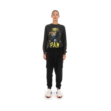 Perks and Mini (P.A.M.) | B.T.U. Duplo Pants Black - Concrete