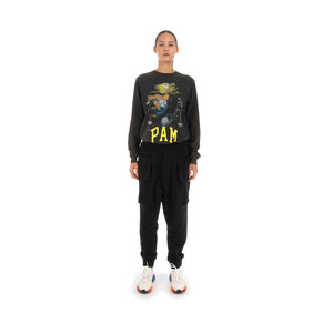 Perks and Mini (P.A.M.) B.T.U. Duplo Pants Black - Concrete