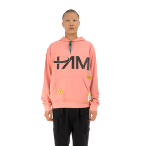 Perks and Mini (P.A.M.) Field Beyond Hooded Sweat Floss - Concrete