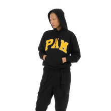 Afbeelding in Gallery-weergave laden, Perks and Mini (P.A.M.) Mind The P.A.M. Hooded Sweat Black