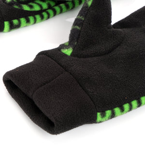 Perks and Mini (P.A.M.) | x NEIGHBORHOOD Fleece Gloves Black - Concrete
