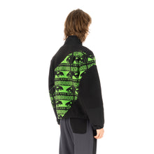 Load image into Gallery viewer, Perks and Mini (P.A.M.) | x NEIGHBORHOOD Fleece Jacket Black