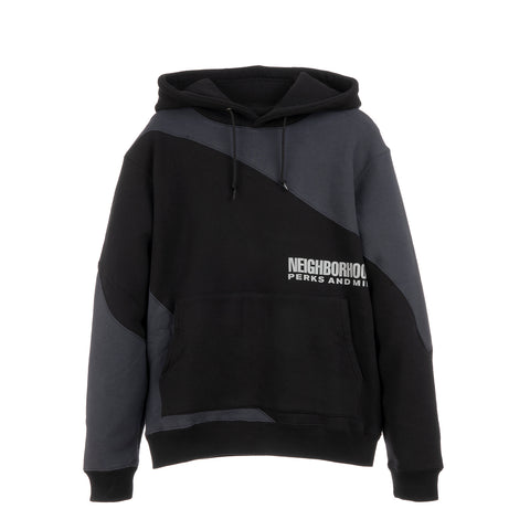 Perks and Mini (P.A.M.) x NEIGHBORHOOD Hooded Sweatshirt Black