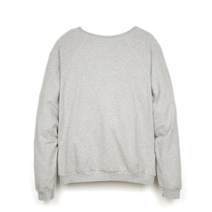 Peter Jensen M Cherry Belle Sweatshirt Grey