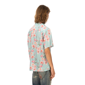 Poggy's Box | x FORSOMEONE Flower Shirt Sax - Concrete