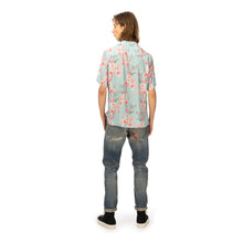 Load image into Gallery viewer, Poggy's Box | x FORSOMEONE Flower Shirt Sax - Concrete
