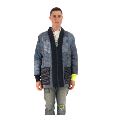 Poggy's Box | x FDMTL Boro Down Jacket Neon Boro