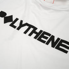 Load image into Gallery viewer, Polythene* Optics Logo Short Sleeve T-Shirt White - Concrete