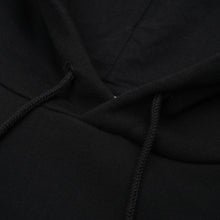 Load image into Gallery viewer, Polythene* Optics Logo Hoodie Black