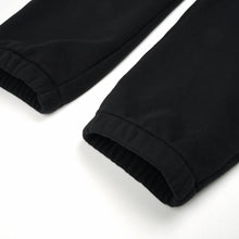 將圖像加載到畫廊查看器中Polythene* Optics | Fleece Tracksuit Trouser Black - Concrete
