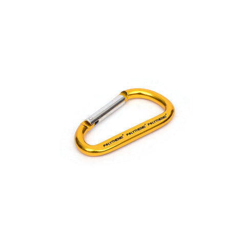 Polythene* Carabiner Yellow