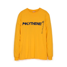 將圖像加載到畫廊查看器中Polythene* Graphical Nails L/S T-Shirt Yellow