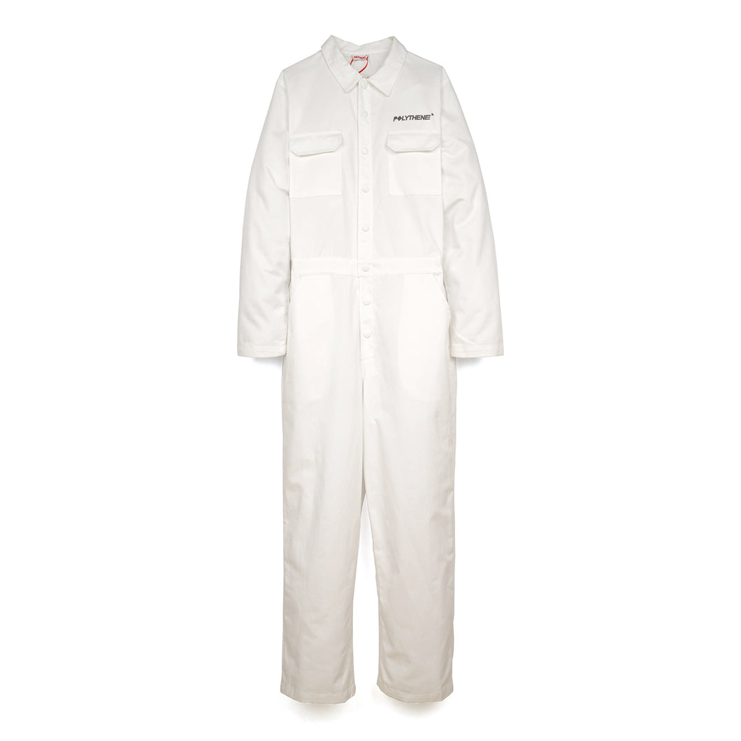 Polythene* Optics Boiler Suit White