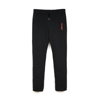 Polythene* Optics Fleece Tracksuit Trouser Black - Concrete