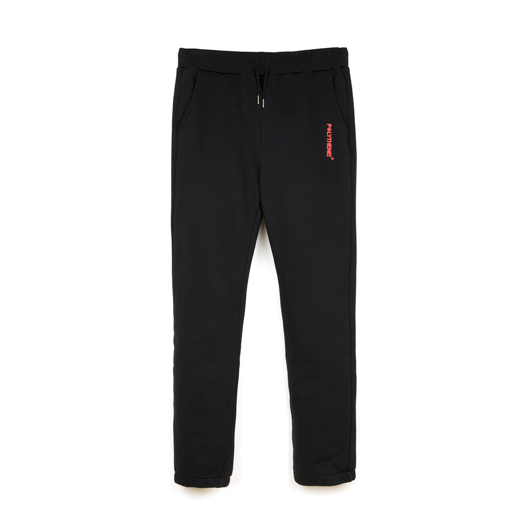 Polythene* Optics Fleece Tracksuit Trouser Black