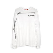 將圖像加載到畫廊查看器中Polythene* Optics Nails Long Sleeve T-Shirt White