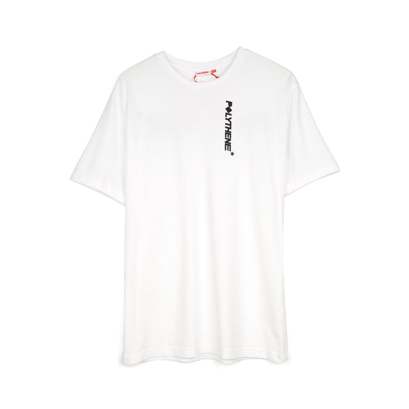 Polythene* Optics Logo Short Sleeve T-Shirt White