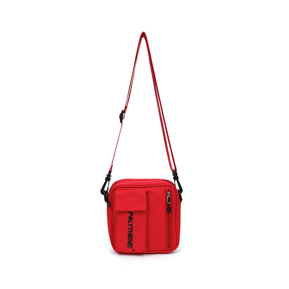 Polythene* Optics | Essentials Bag Red - Concrete