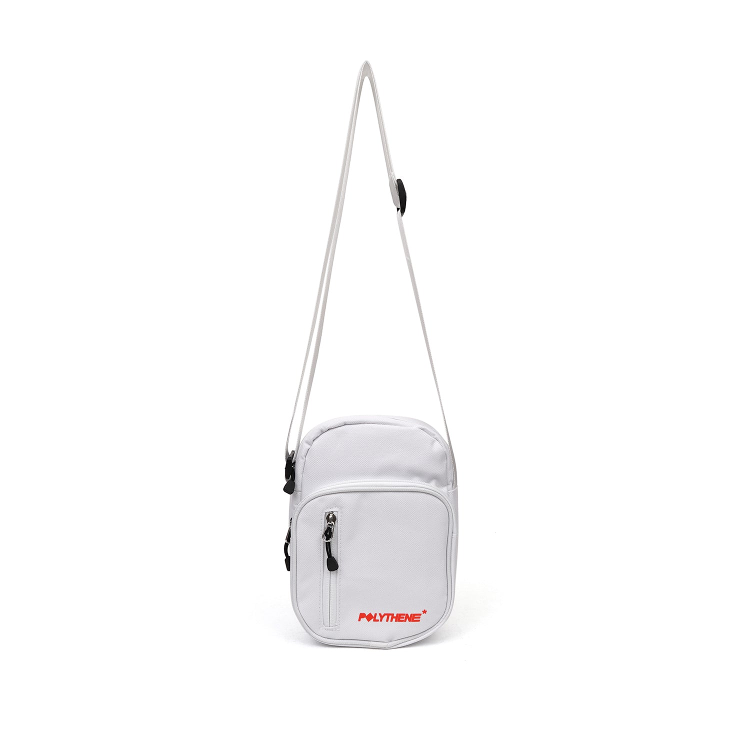 Polythene* Optics Shoulder Bag Grey
