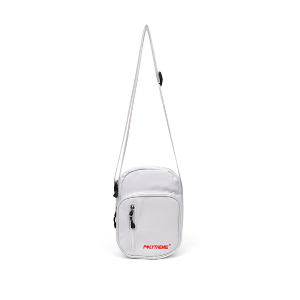Polythene* Optics | Shoulder Bag Grey - Concrete