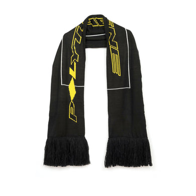 Polythene* Optics | Scarf Black - Concrete