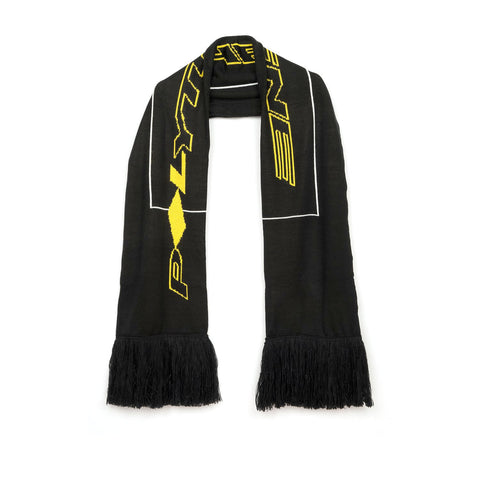 Polythene* Scarf Black