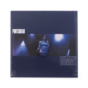 Portishead - Dummy LP - Concrete
