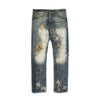 Publish Rex Destroyed Denim Indigo