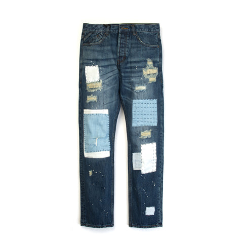 Publish Snyder Patch Denim Indigo