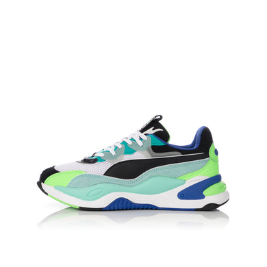 Puma | RS-2K Internet Exploring Black / Aruba Blue