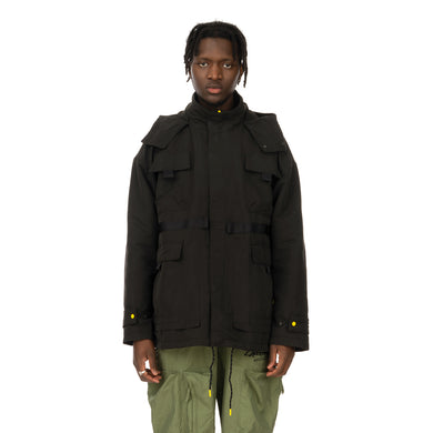 Puma | x Central Saint Martins Mid Length Jacket Black