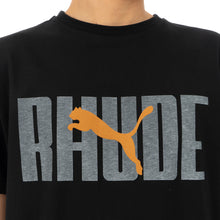 Load image into Gallery viewer, Puma | x RHUDE Graphic T-Shirt Black