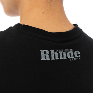 Puma | x RHUDE Graphic T-Shirt Black