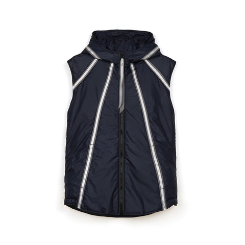 Christopher Raeburn M Lightweight Filled Gilet Navy