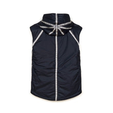 Load image into Gallery viewer, Christopher Raeburn M Lightweight Filled Gilet Navy - Concrete