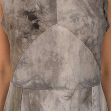 Load image into Gallery viewer, Christopher Raeburn Women's Panelled Fitted Dress Grey