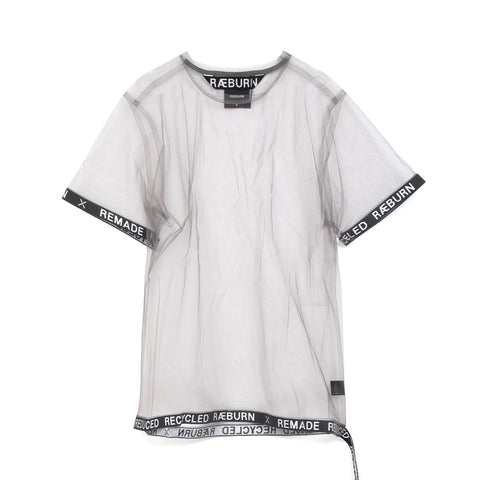 Christopher Raeburn Tulle 4R's T-Shirt Grey