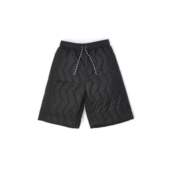 Christopher Raeburn Quilted Shorts Black - Concrete