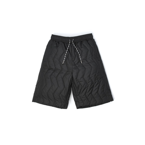 Christopher Raeburn Quilted Shorts Black