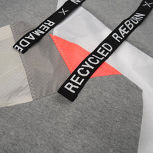 Load image into Gallery viewer, Christopher Raeburn Remade Kite Hoodie Grey/Coral