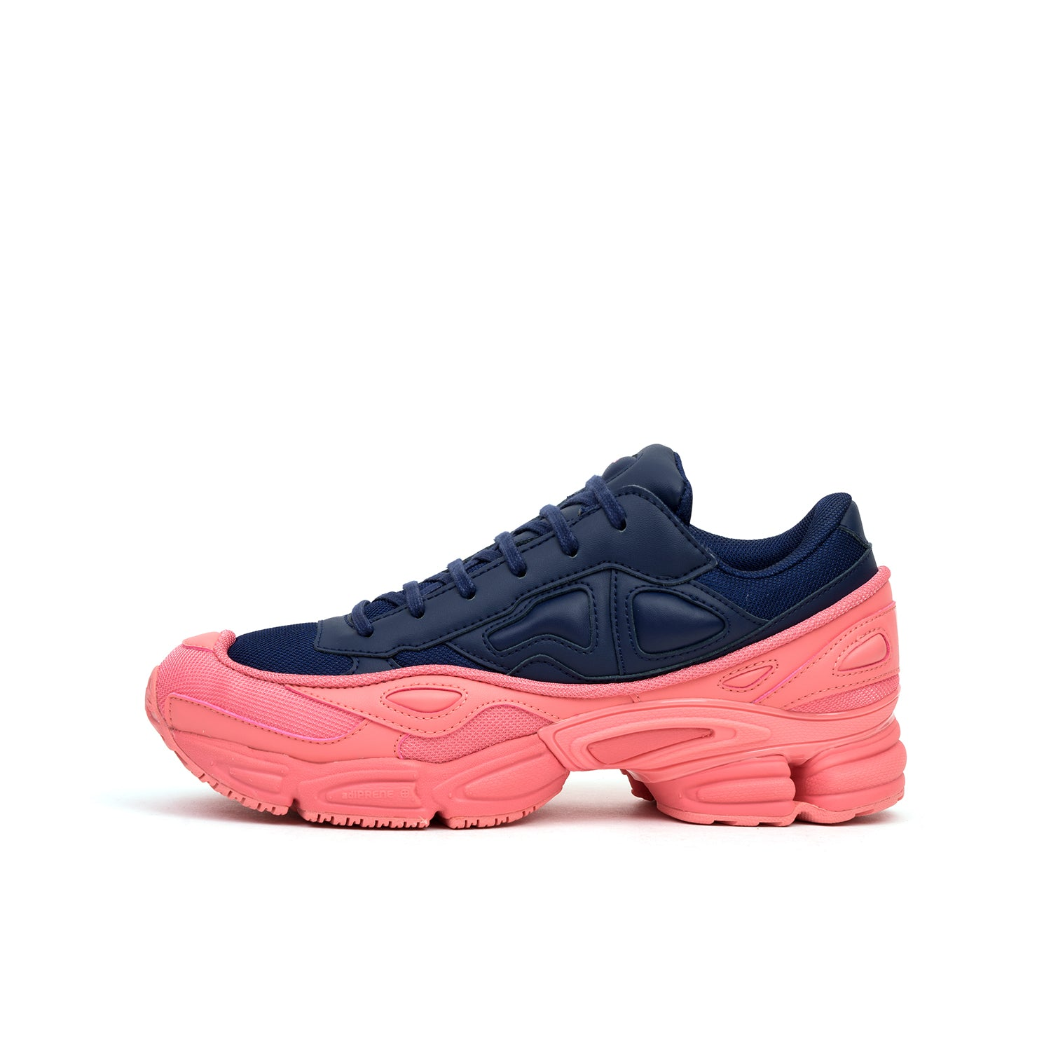 adidas x Raf Simons RS Ozweego Tactile Rose / Dark Blue