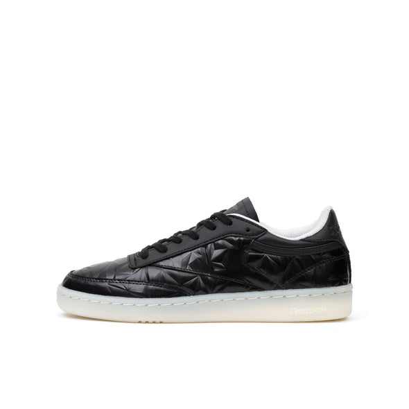 Reebok W Club C 85 Hype Metallic Black/White