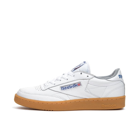 Reebok Club C 85 Gum White/RBK Royal