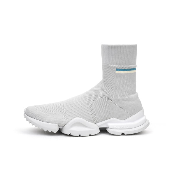 Reebok Tech Sock Run_R Grey