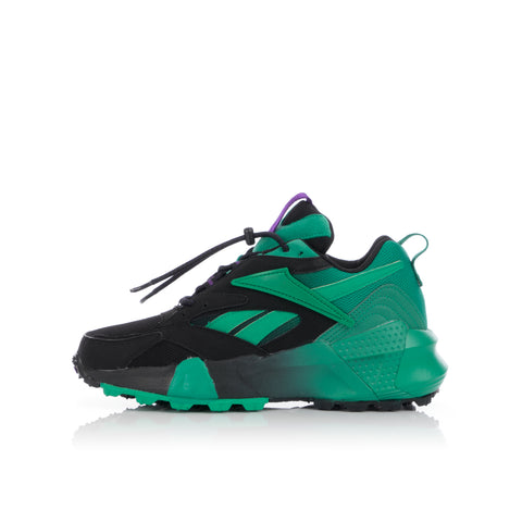 Reebok W Aztrek Double Mix Trail Black / Emerald
