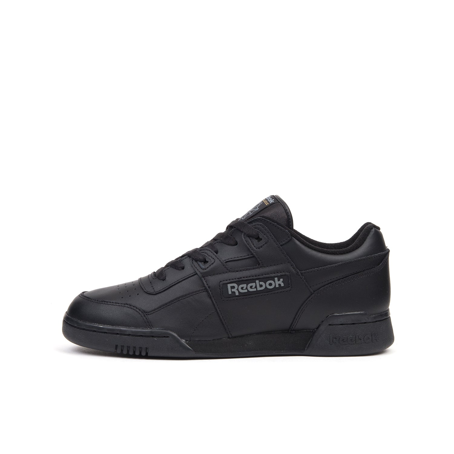 bfcd0e54e68 Reebok Workout Plus Black Charcoal - 2760 – Concrete