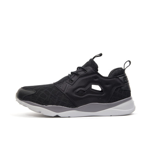 Reebok Furylite TM Black/Shark/Steel - Concrete