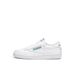 Reebok CLUB C 85 Archive White/Glen Green - CN0905